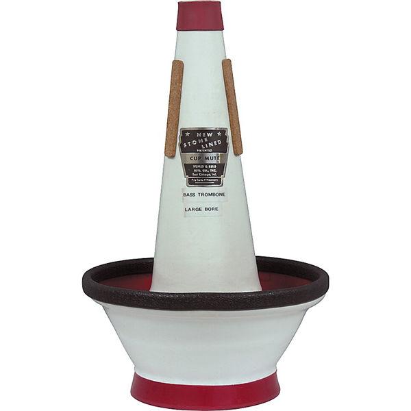 Mute Basstrombone Cup Humes & Berg 199 Large