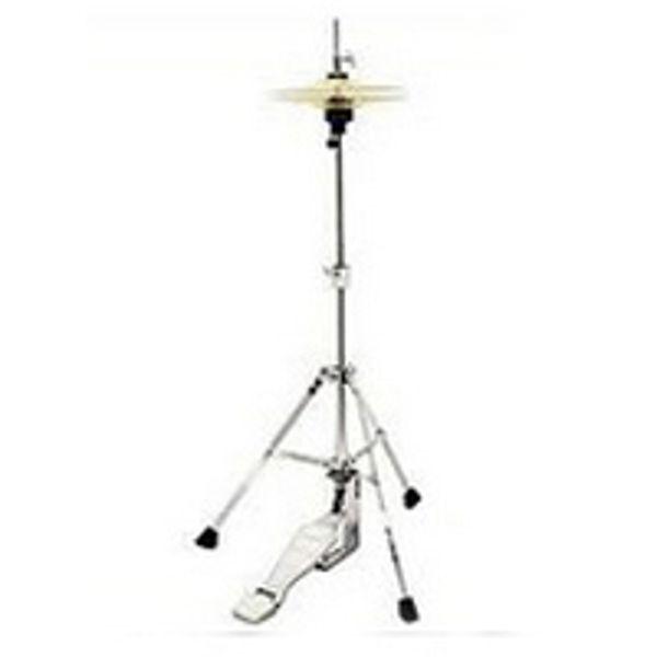 Hi-Hatstativ DrumCraft PS803050, m/8 Cymbaler, JR Størrelse