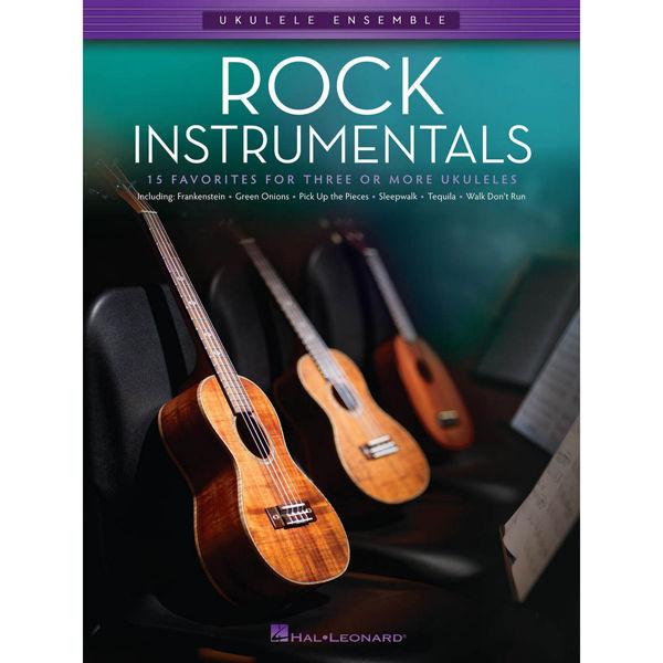 Rock Instrumentals, Ukulele Ensemble