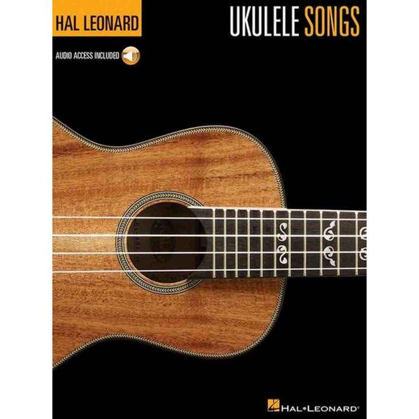 Hal Leonard Ukulele Method: Ukulele Songs (Book/Online Audio)