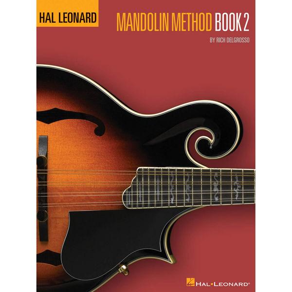 Hal Leonard Mandolin Method Book 2 (Book Only)