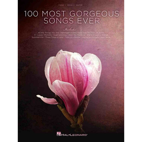 100 Most Gorgeous Songs Ever, PVG