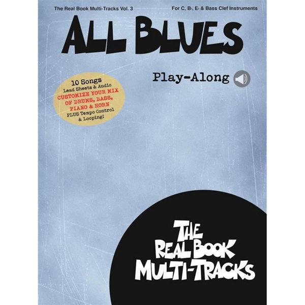 All Blues Play-Along - Real Book Multi-Tracks Volume 3, C/Bb/Eb/BC