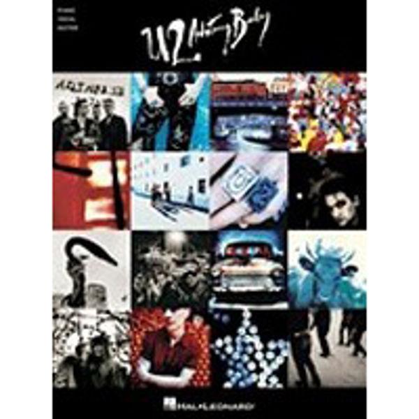 Achtung Baby, U2 (Piano/Vokal/Gitar)