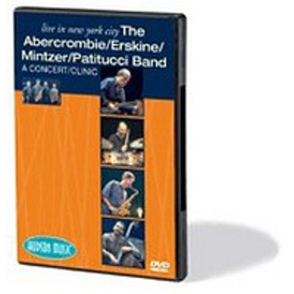DVD Peter Erskine, Live In New York City