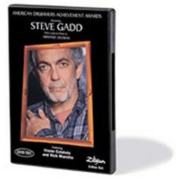DVD Steve Gadd, American Drummers Achievment Award