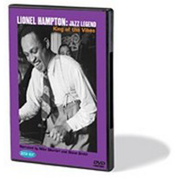 DVD Lionel Hampton King Of The Vibes