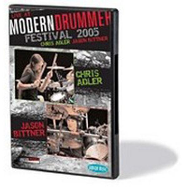 DVD Modern Drummer Festival Weekend 2005, Adler/Bittner