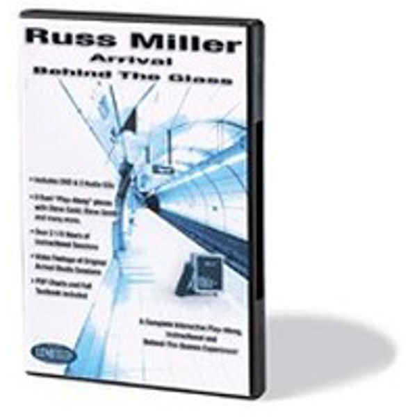 DVD Russ Miller, Arrival Behind The Glass