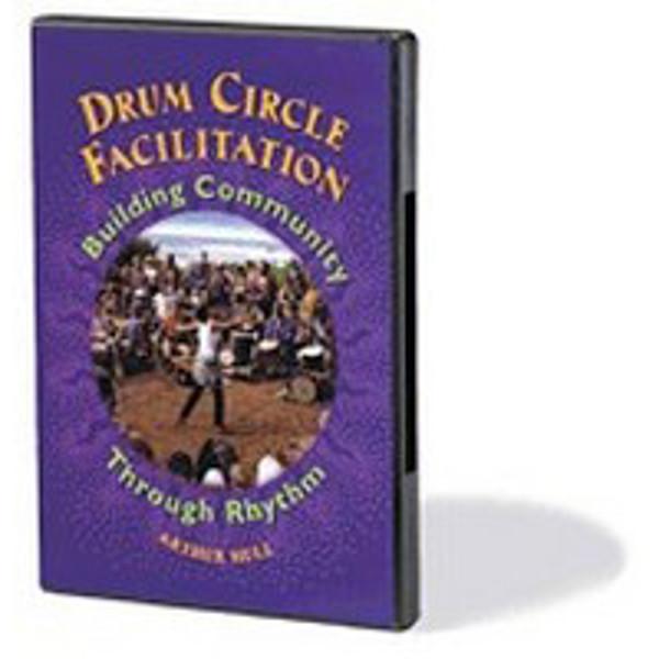 DVD Arthur Hull, Drum Circle Faciliation-Buidling Community Through Rhythm