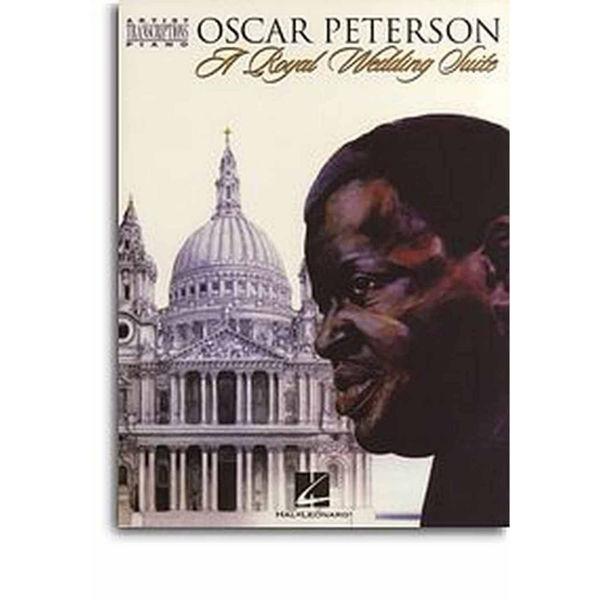 A Royal Wedding Suite, Oscar Peterson - Piano solo
