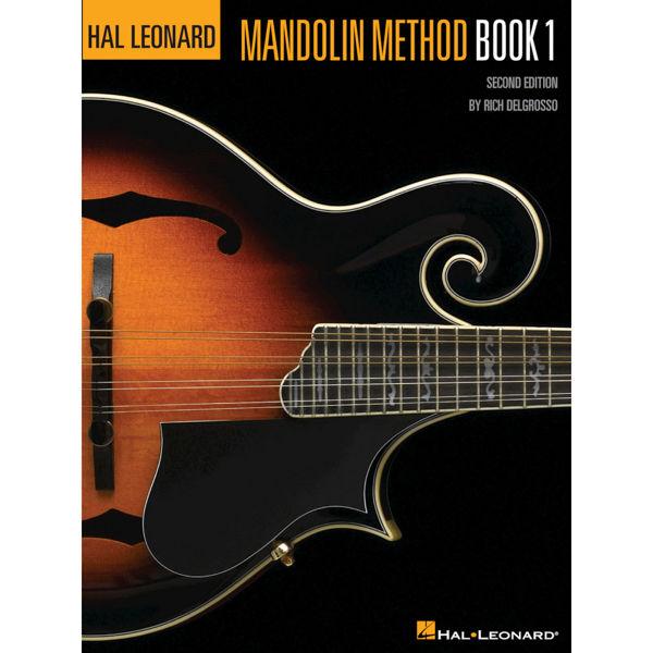 Hal Leonard Mandolin Method Book 1 (Book/Online Audio)