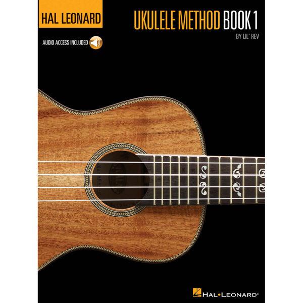 Hal Leonard Ukulele Method Book 1 (Book/Audio)