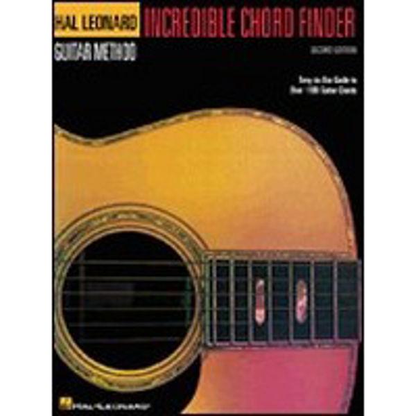 Incredible Chord Finder - Hal Leonard Guitar Method