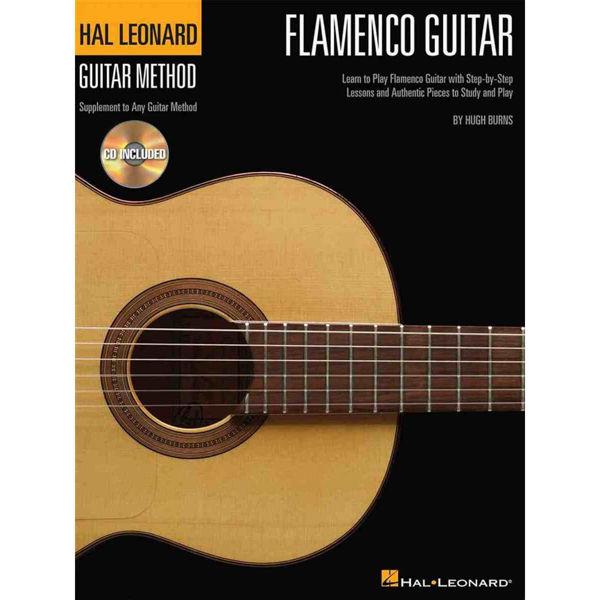 Flamenco Guitar - Guitar method, Hugh Burns