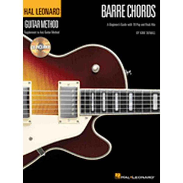 Barre Chords - Hal Leonard Guitar Method
