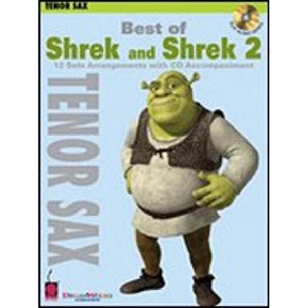 Best of Shrek and Shrek 2 - tensax