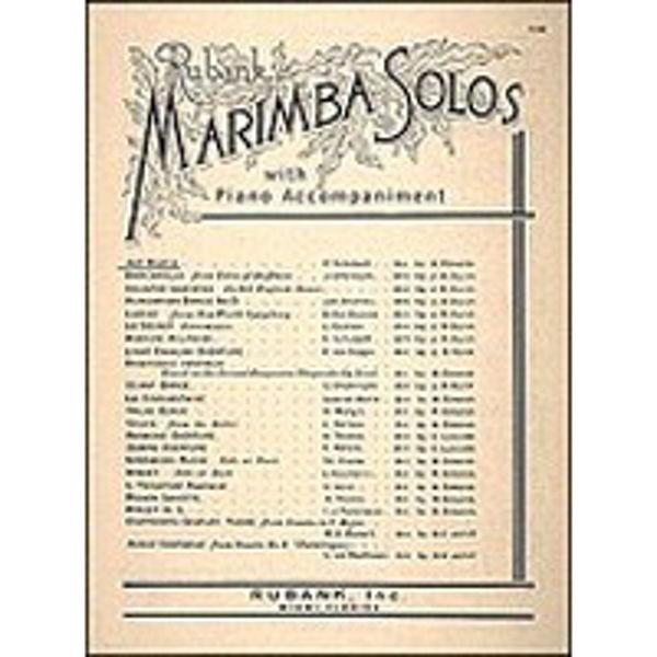 Ave Maria, F.Schubert, Arr: M.Edwards