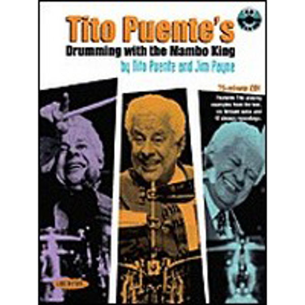 Tito Puentes`s Drumming With The Mambo Kings