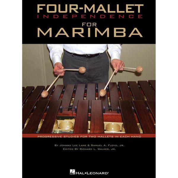 Four-Mallet Independence Marimba Playing, Johnny Lee Lane/Samuel A. Floyd Jr