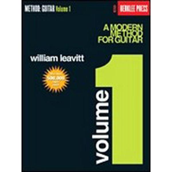 A Modern Method For Guitar Vol 1, William Leavitt