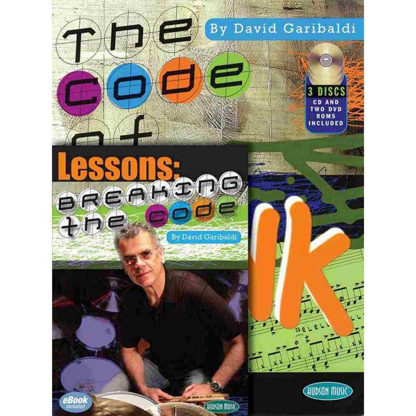 The Code Of Funk, m/CD & DVD, David Garibaldi