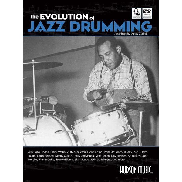 The Evolution Of Jazz Drumming, Danny Gottlieb