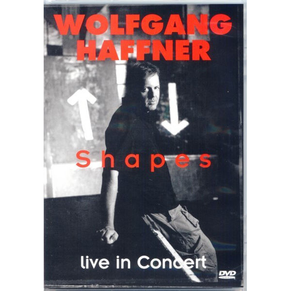 DVD Wolfgang Haffner, Shapes, Live In Concert