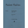 Bassoon Sonata op. 168, Saint-Saë Camille  ns - Bassoon, Piano