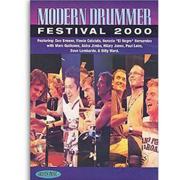 DVD Modern Drummer Festival Weekend 2000