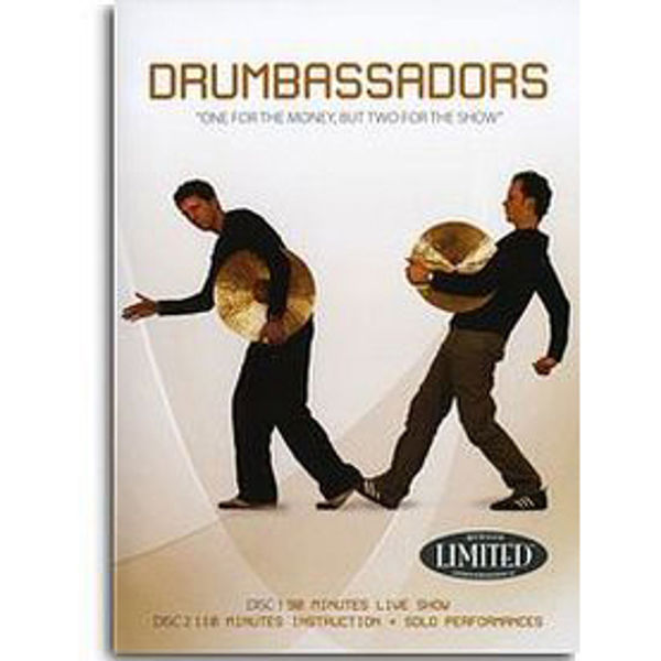 DVD Drumbassadors, One For The Money, But Two For The Show