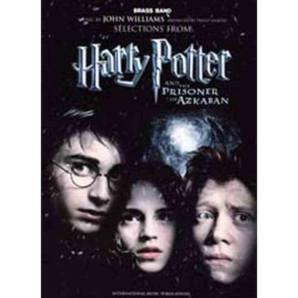 Harry Potter and The Prisoner of Azkaban, John Williams arr Phillip Harper