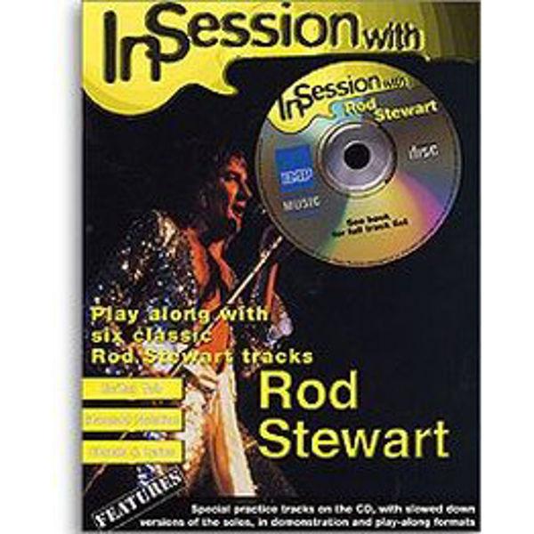 In Session With Rod Stewart - Gitar/Vokal (TAB)