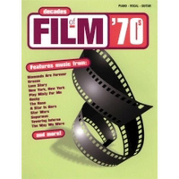 Decades of Film 70s, Piano/Vokal/Gitar