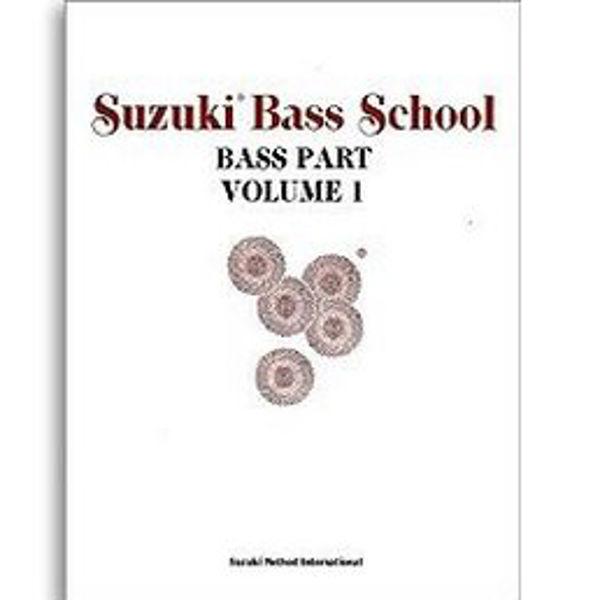 Suzuki Stringbass School vol 1 Book