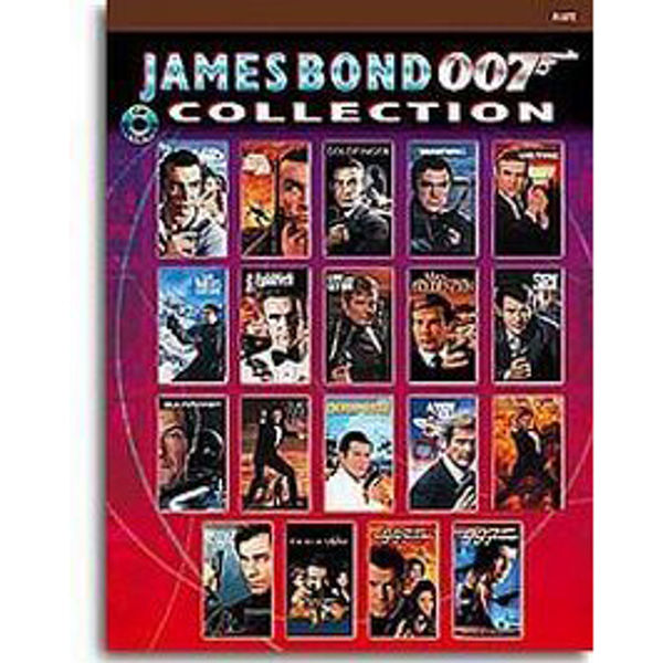 James Bond 007 Collection Flute (+CD)