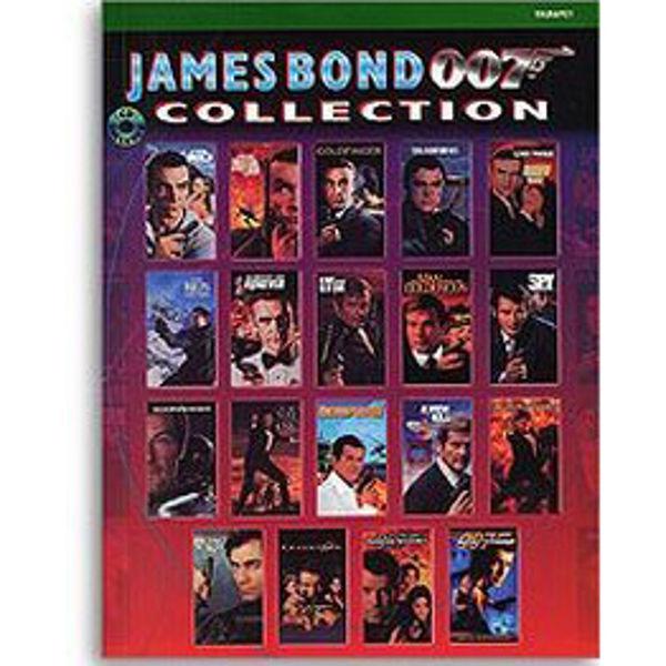 James Bond 007 Collection - trompet m/cd