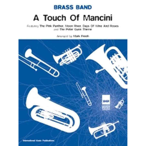 A Touch Of Mancini, Mancini / Freeh - Brass Band