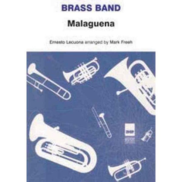 Malaguena, Lecuona arr Mark Freeh - Brass Band