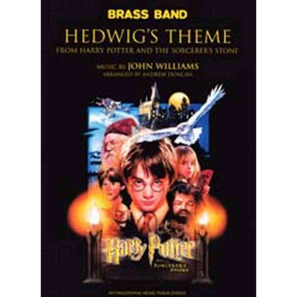 Hedwig's Theme, from Harry Potter. John Williams, arr Duncan. Brass Band