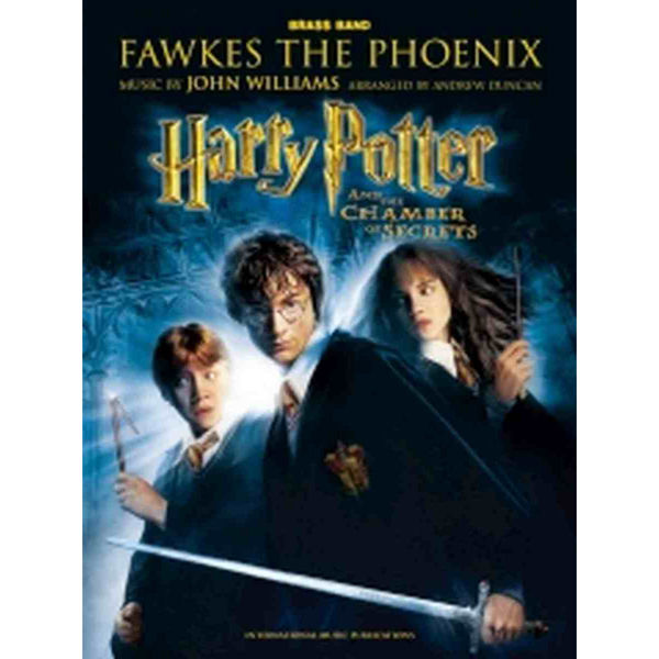 Fawkes The Phoenix (Harry Potter), John Williams / Duncan - Brass Band