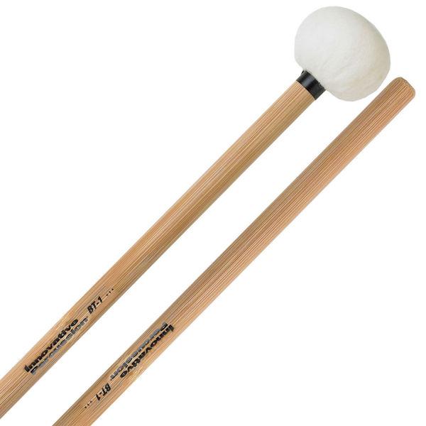 Paukekøller Innovative Percussion BT-1, Bamboo Timpany, Large Roller