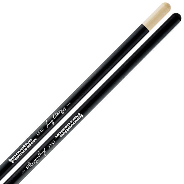 Timbalestikker Innovative Percussion LS-LC, Lenny Castro, 1/2, Dipped Hickory  (Pack of 4 Pairs)