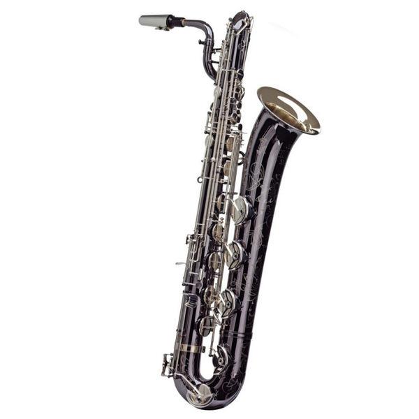 Barytonsaksofon Keilwerth SX90R Shadow, Black Nickel, Silverplated Keys