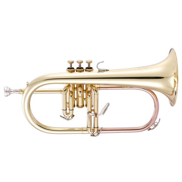 Flygelhorn JP175R Rose Brass Lakkert