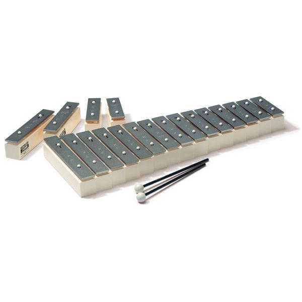 Klangstav Sonor KS-30, Sopran, Chime Bar F2
