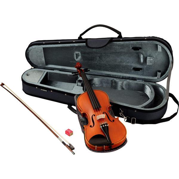 Fiolin Yamaha V5SA 4/4 m/Etui, Bue og Harpiks