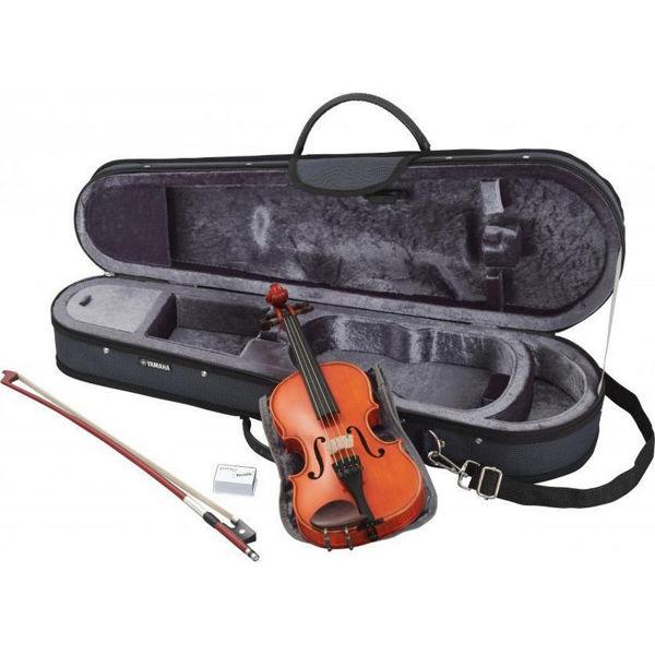 Fiolin Yamaha V5SC 3/4  m/Etui, Bue og Harpiks