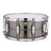 Skarptromme Ludwig Black Beauty Supraphonic LB417, 14x6,5, Smooth Shell, Imperial Lugs
