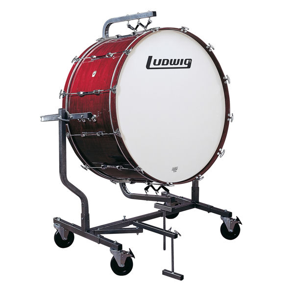 Stortrommestativ Ludwig LE788, All-Terrain Stand